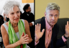 Jill Stein and Gary Johnson