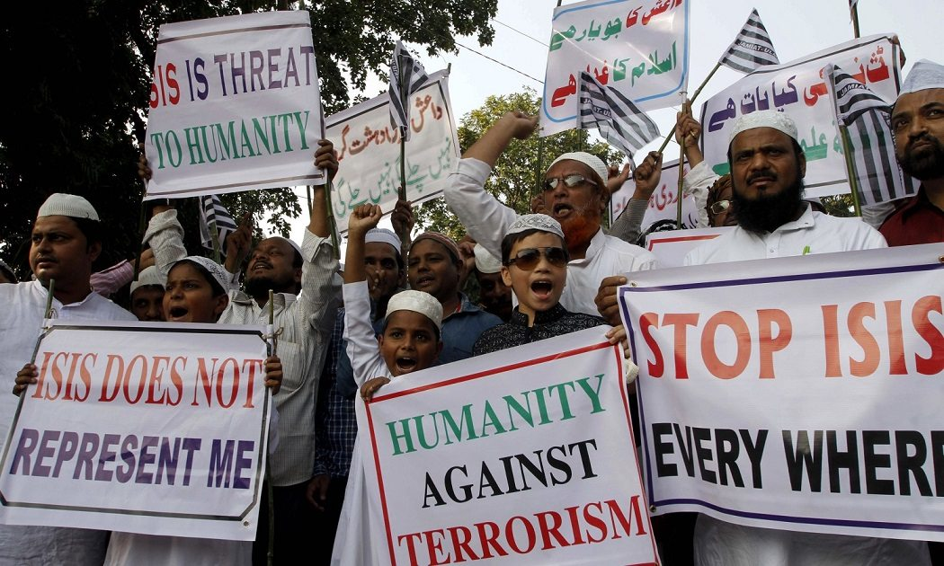 India France Attack Protest