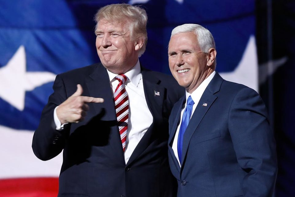 Mike Pence's popularity plummets as his involvement in Trump scandals comes to light