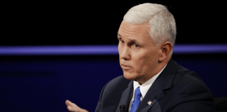 Mike Pence is a lying liar who lies.