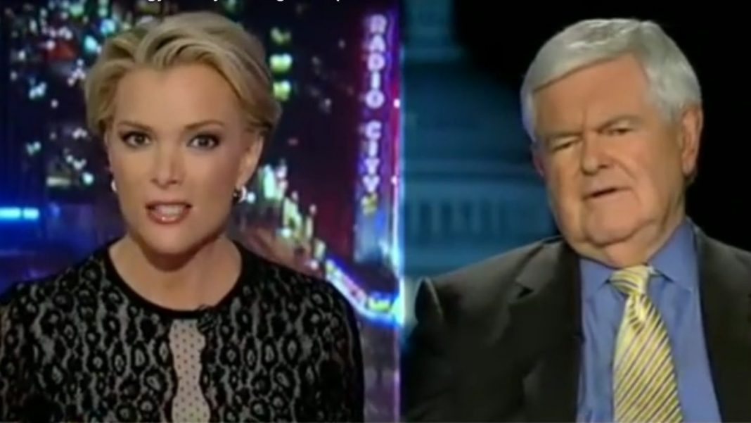 gingrich kelly
