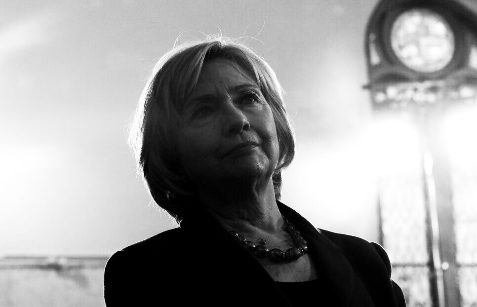 hrc black and white light