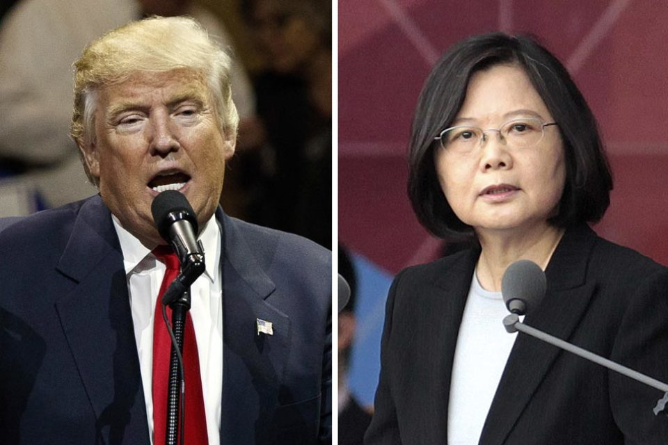 Trump's Taiwanese call: diplomatic failure and more conflict of interest questions