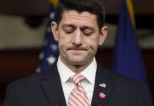 sad Paul Ryan