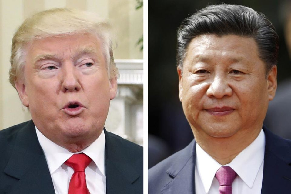 "China warns Trump's Taiwan gambit may leave them with ""no choice but to take off the gloves"""