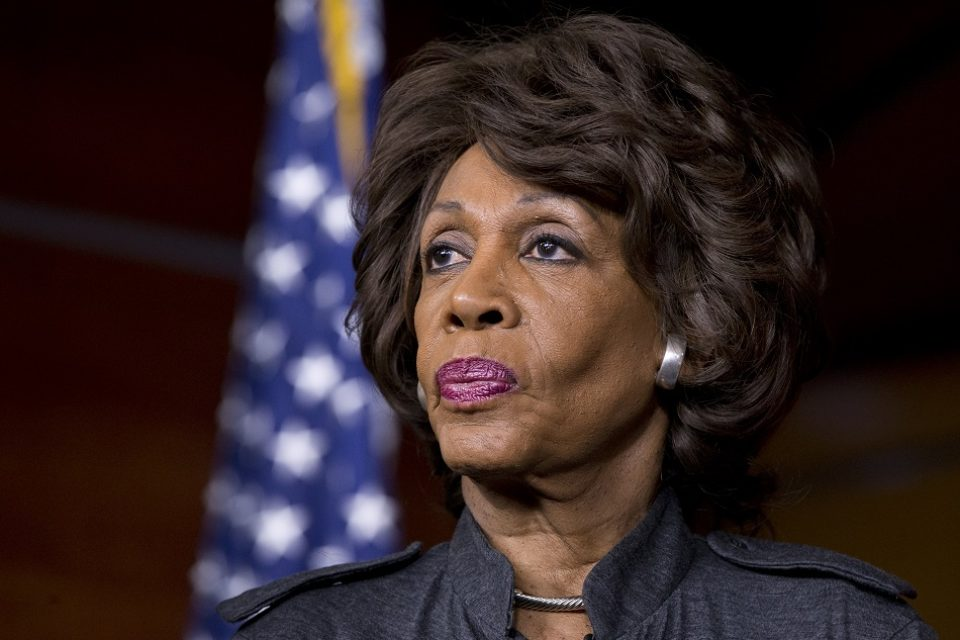 "Rep. Maxine Waters (D-CA) does not need to meet with Donald Trump. ""I ..."