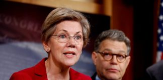 Elizabeth Warren, Al Franklin