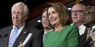 Nancy Pelosi,Steny Hoyer,Joseph Crowley,Jim Clyburn