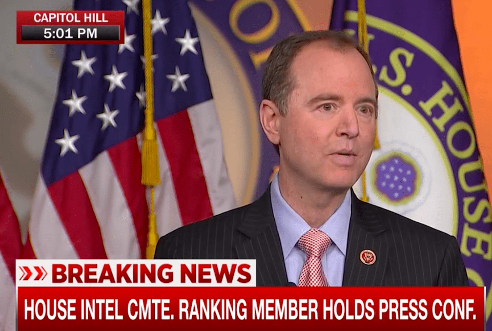 """Top intel Dem slams GOP chair: """"Wrecking ball"""" of Trump wiretap lie """"has just claimed another victim"""""""