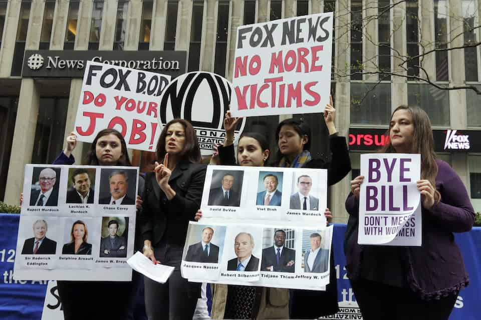 Fox News co-president Shine resigns as harassment scandal rumbles on