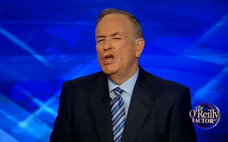 O'Reilly fired