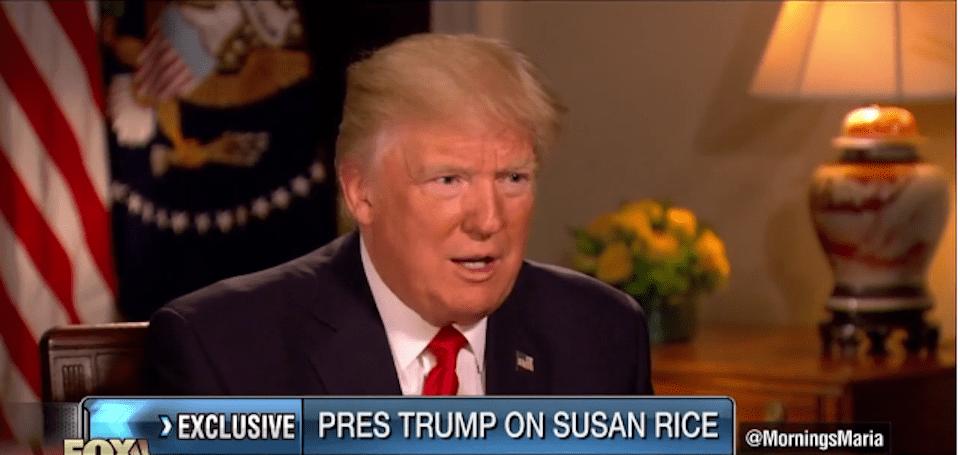 Trump on Rice