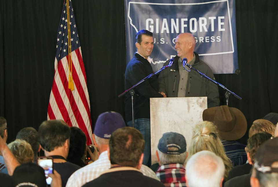 Montana Special Election-Trump Factor