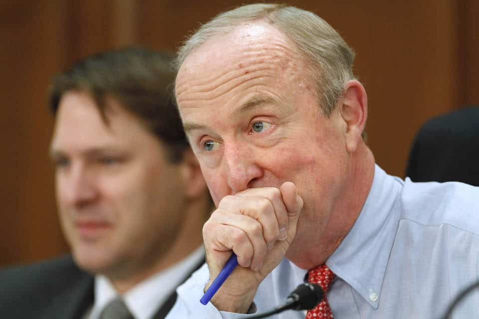 New Jersey congressman reportedly called out opposing activist in letter to boss