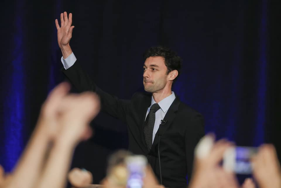Ossoff Has 7-Point Lead Over Handel Weeks Before Runoff Election
