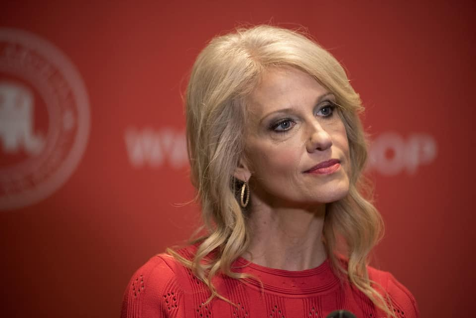 Kellyanne Conway Lies About Medicaid, Says 'Able-Bodied' Can Find Work