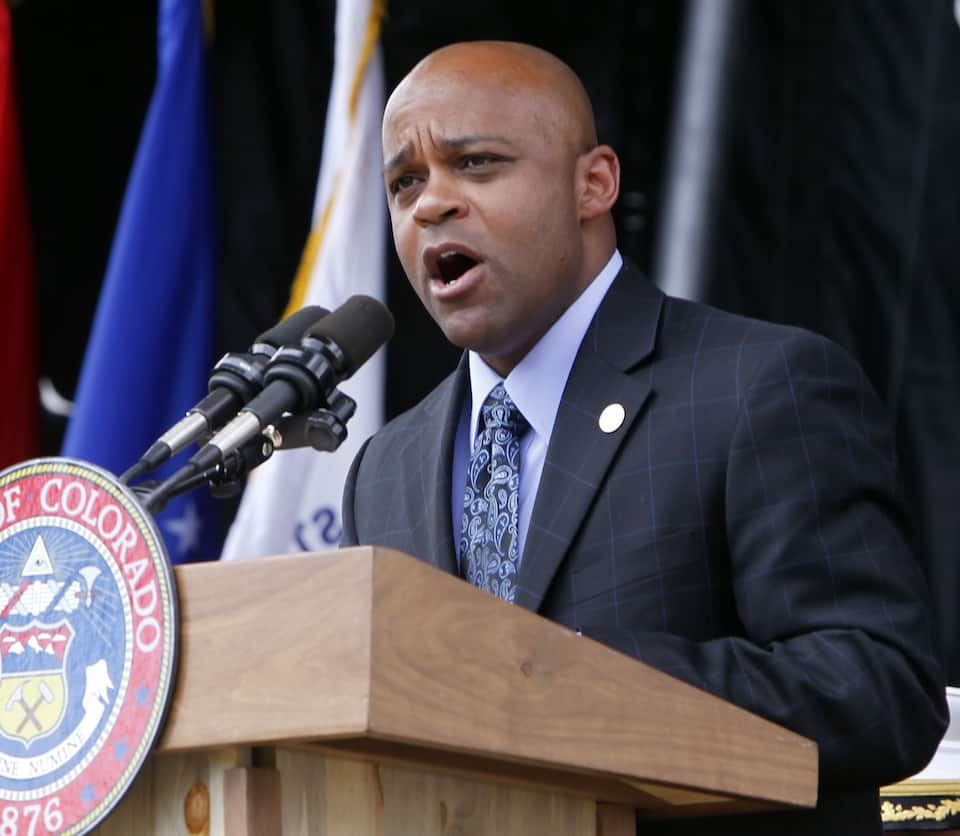 Stand Up, Fight Back: Denver Mayor Makes His City Safe In