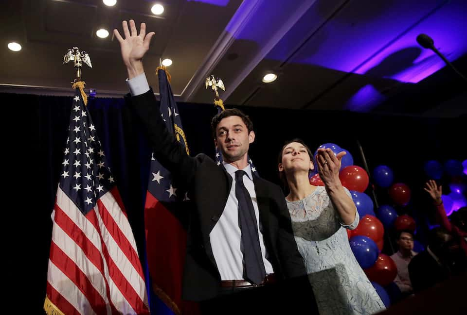 Ossoff Outspends Handel, Then Bemoans Lack of Campaign Finance Reform