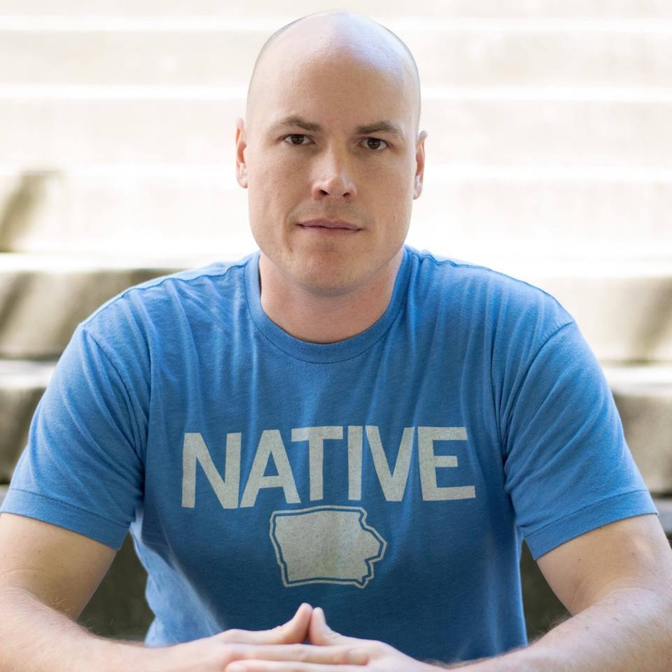 J.D. Scholten, Democratic candidate in Iowa's 4th Congressional District