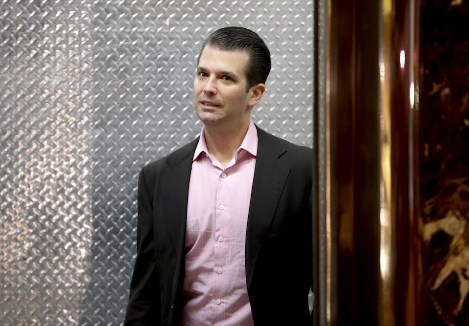Treason? Seth Moulton Takes Aim at Donald Trump Jr