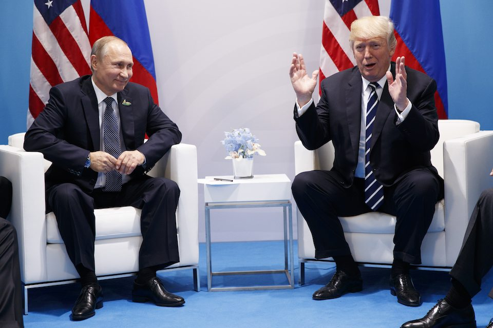 Putin: Trump believes my denial of election meddling, but ask him