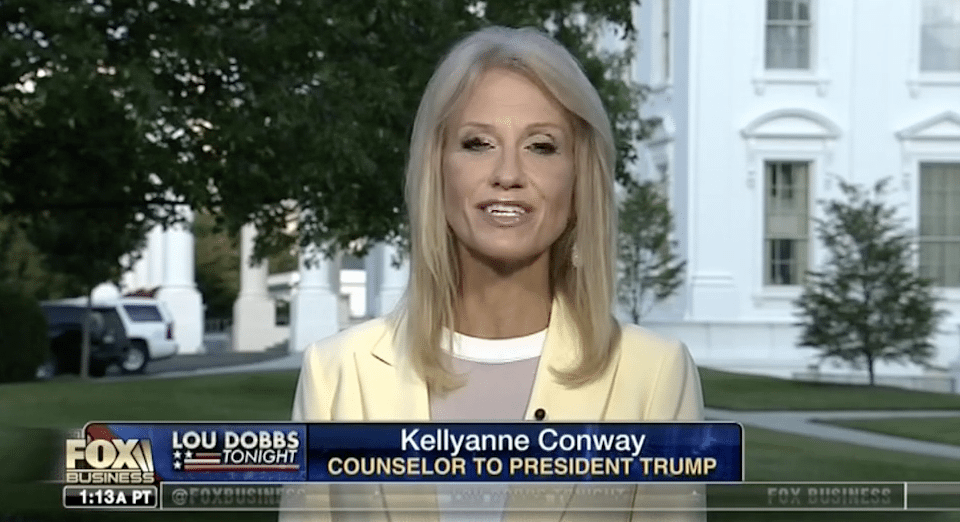 Conway on Fox