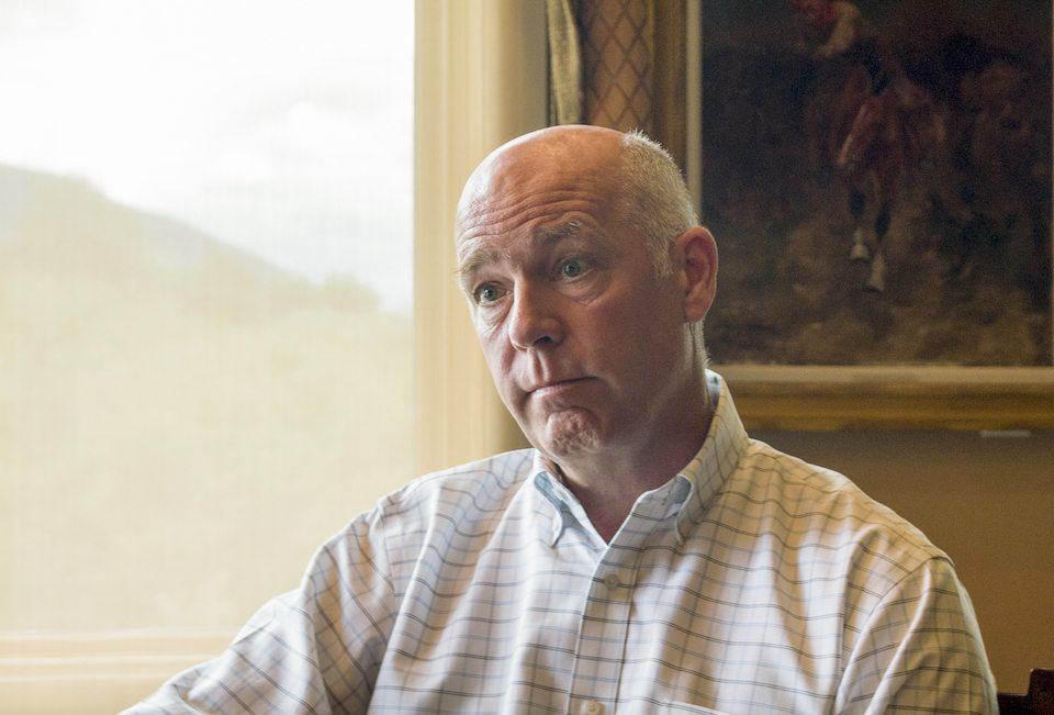 Republican Rep. Greg Gianforte