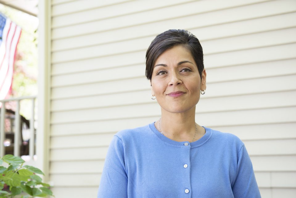 Hala Ayala, Democratic candidate for Virginia's 51st House District