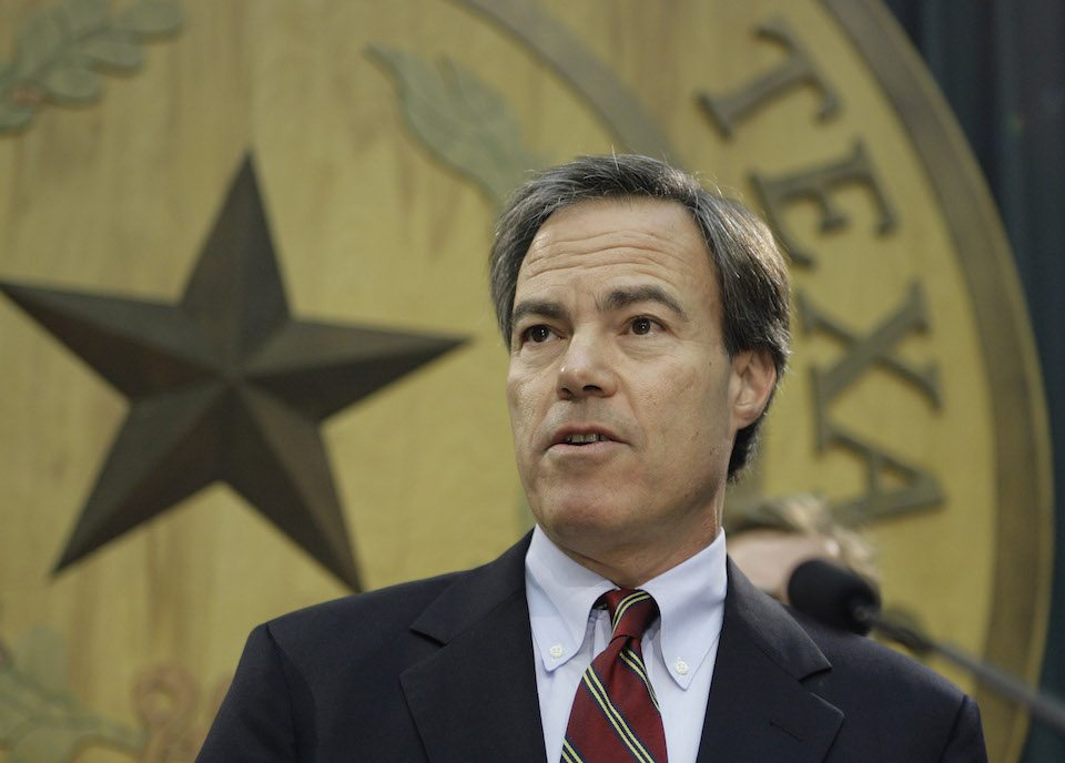 Texas House Speaker Joe Straus — a Republican — is warning about the right's damage to the state
