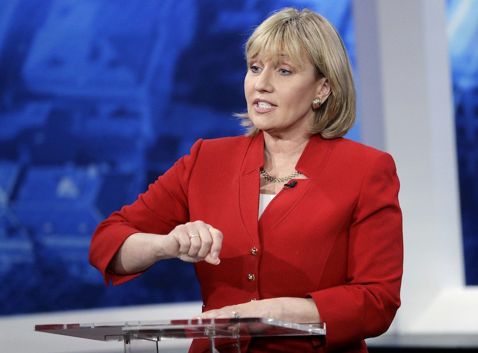 Republican New Jersey Lt. Gov. Kim Guadagno criticized Trump, and now she's paying a price.