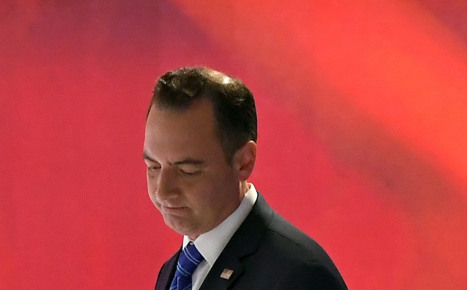 Reince Priebus, Trump's chief of staff, is the latest victim of Trump's wrath