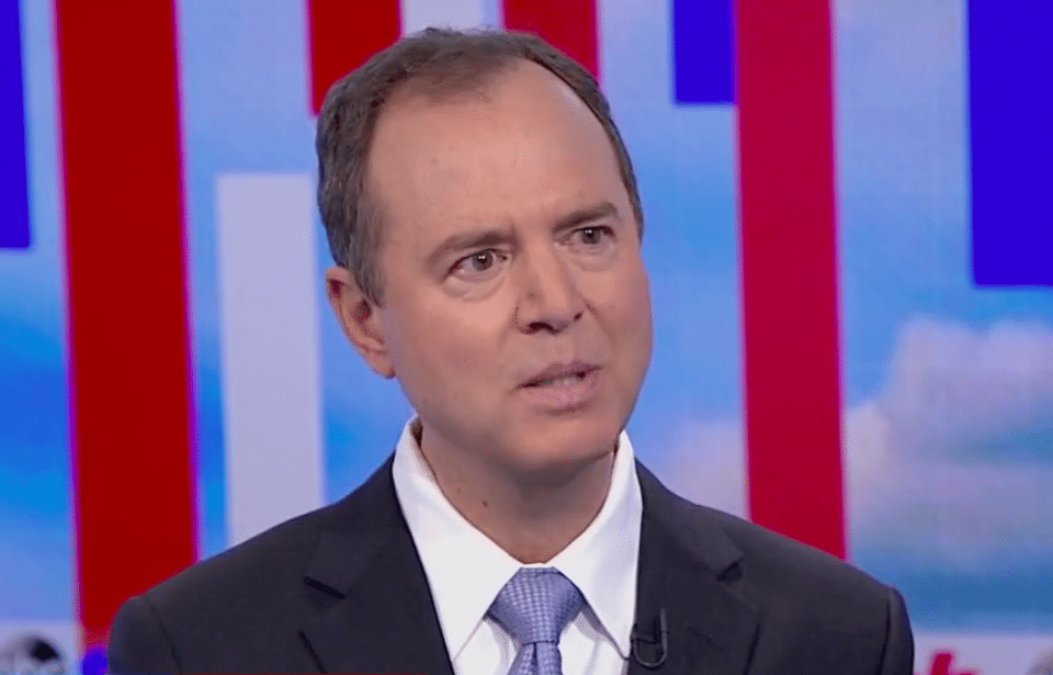 California Democratic Rep. Adam Schiff
