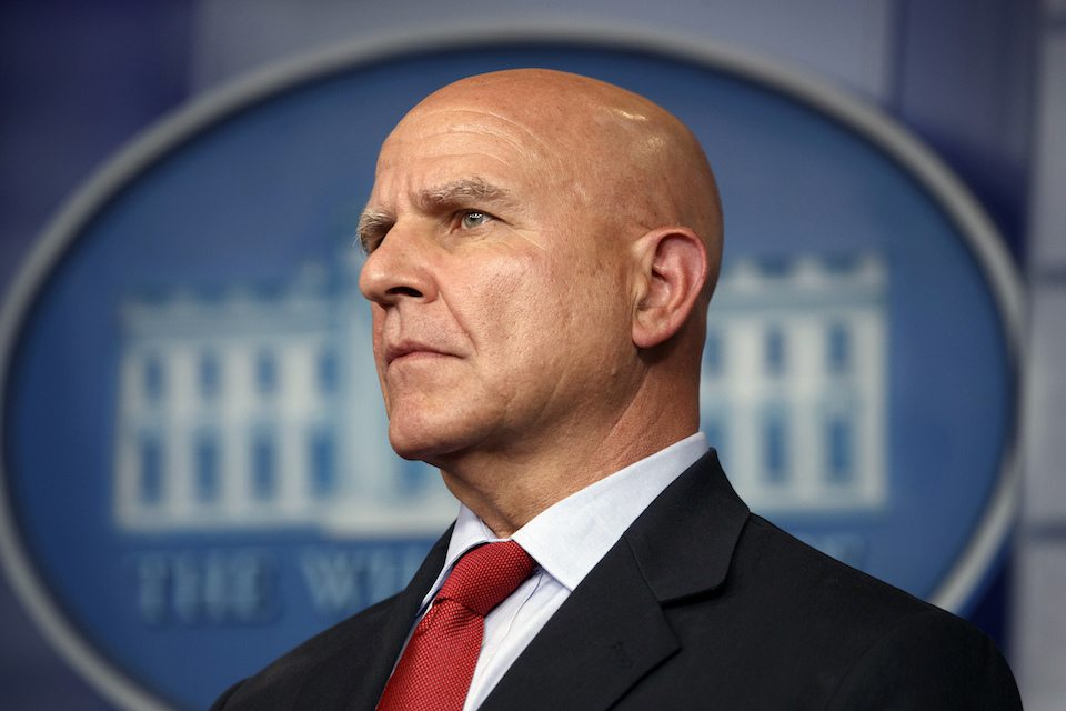 Adelson Not Behind ZOA Campaign Push for McMaster's Ouster