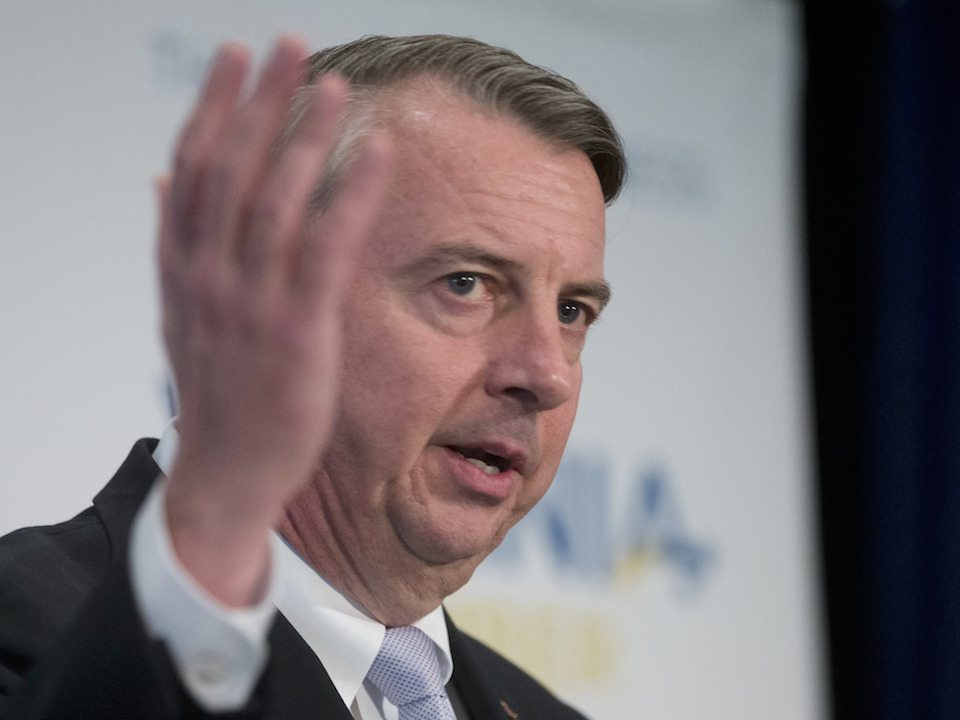 GOP candidate for governor of Virginia, Ed Gillespie, is willing to stoke bigotry if it means getting votes.