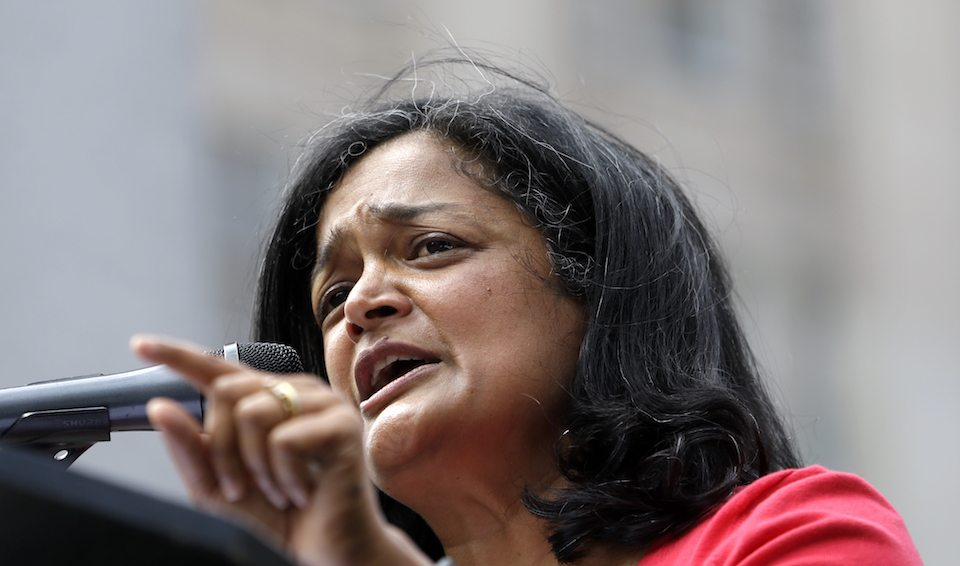 Washington Democratic Rep. Pramila Jayapal