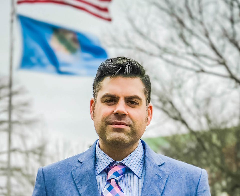 Democrat Jacob Rosecrants just turned a deep red seat blue — in Oklahoma!