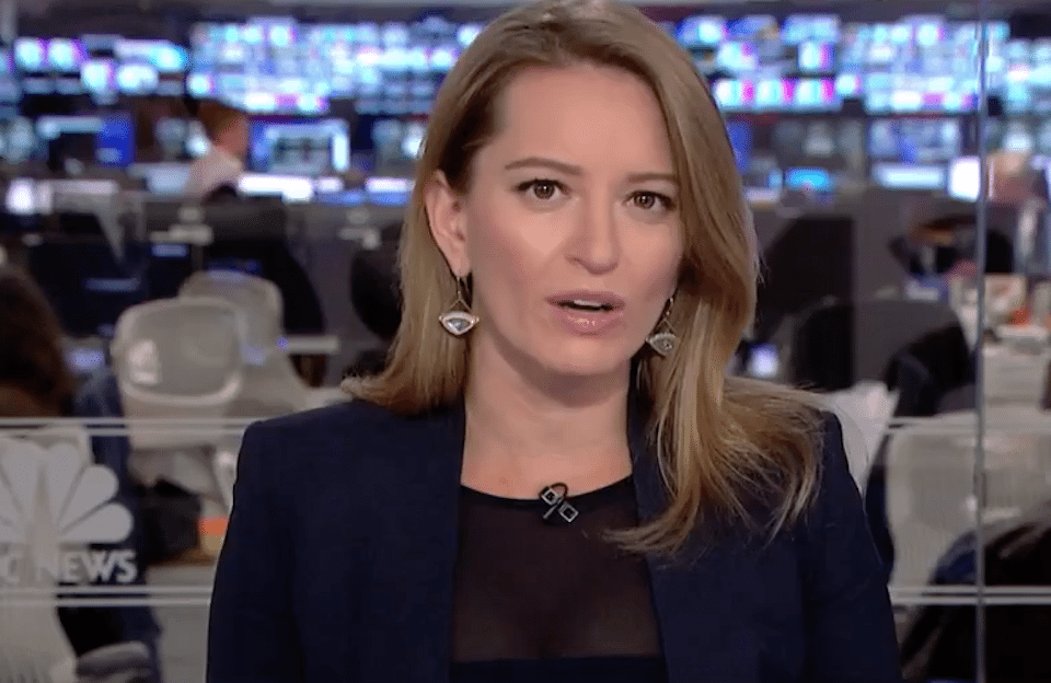 """""""A bit of a fact check here."""" Katy Tur destroys White House lies about Obama"""