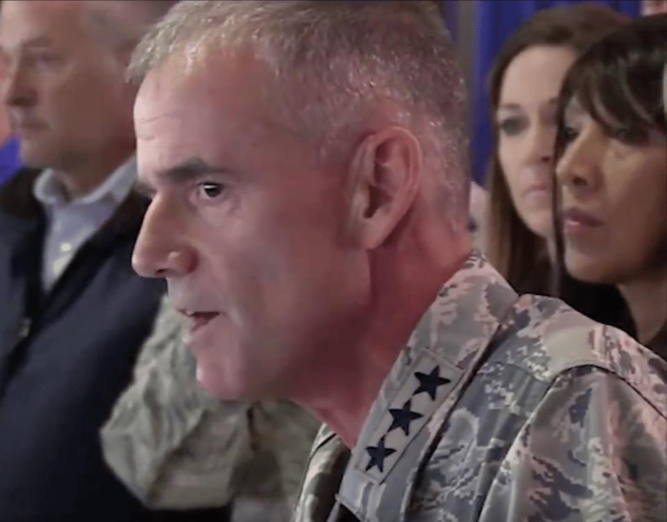 Lt. Gen. Jay B. Silveria