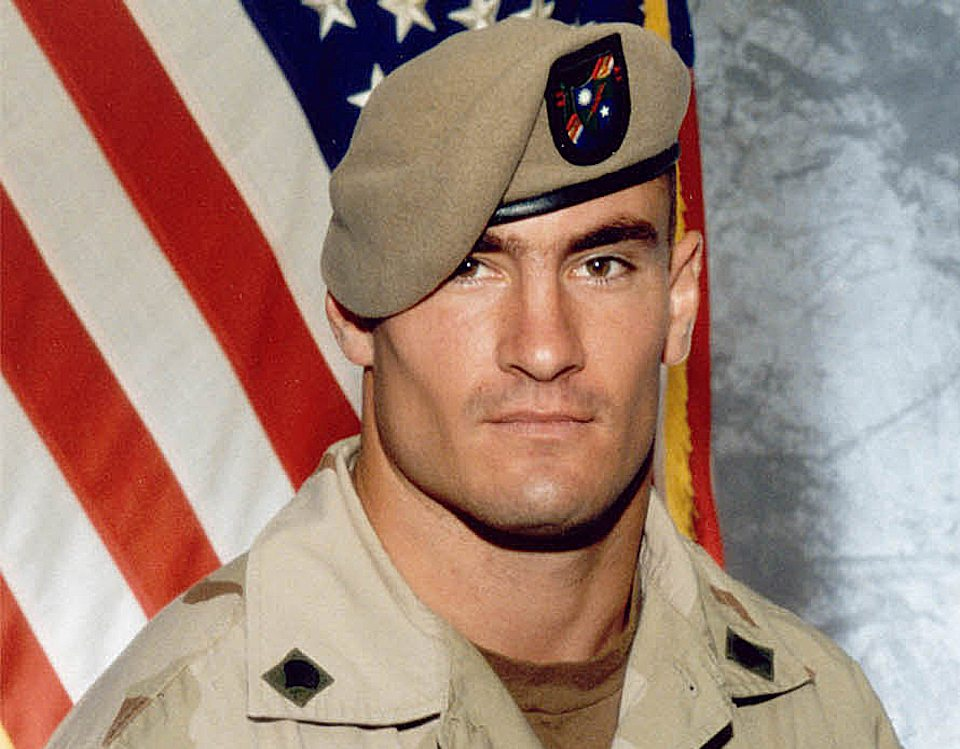 Cpl. Pat Tillman, NFL star-turned-soldier