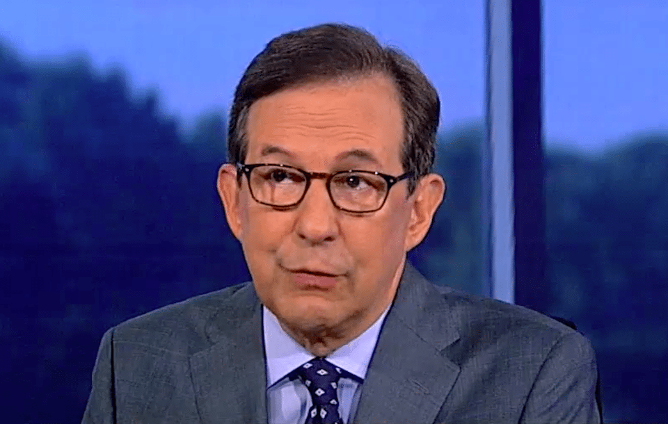 Fox News Sunday host Chris Wallace had no time for the administration's blatant lies