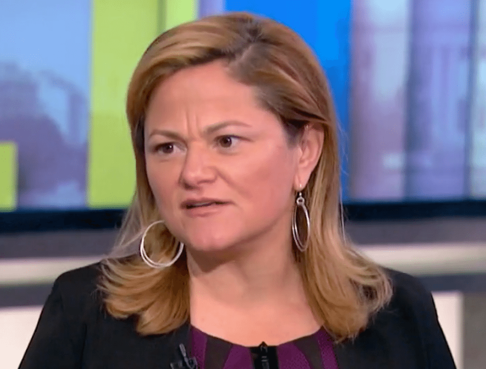 Speaker of the New York City Council, Melissa Mark-Viverito