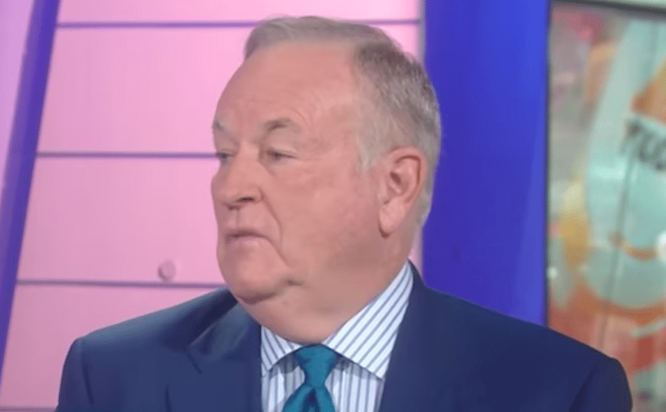 Former Fox News anchor and serial sexual harasser Bill O'Reilly