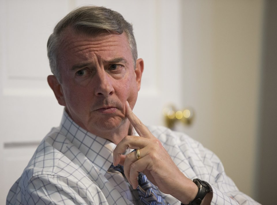 NRA-endorsed candidate for Virginia governor Ed Gillespie