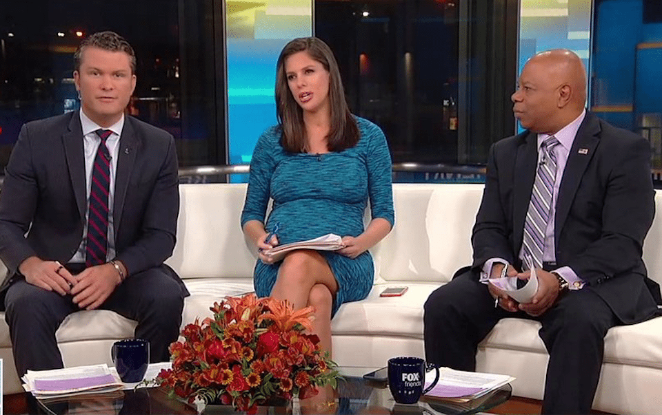 The Fox and Friends crew have very strong feelings about your Trump Halloween costume