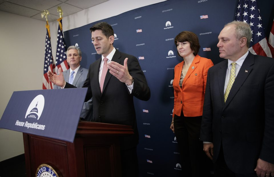 House GOP leadership is failing this country