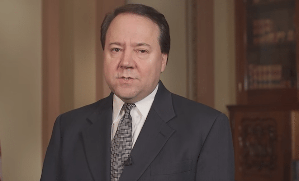 Rep. Pat Tiberi is the latest to jump the sinking GOP ship
