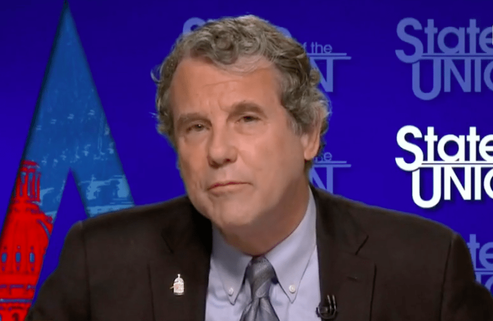Ohio Democratic Sen. Sherrod Brown