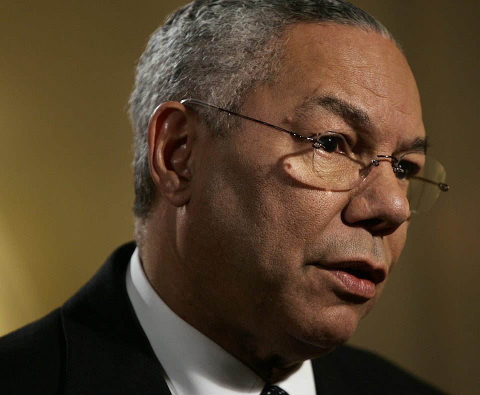 secretary state colin powell