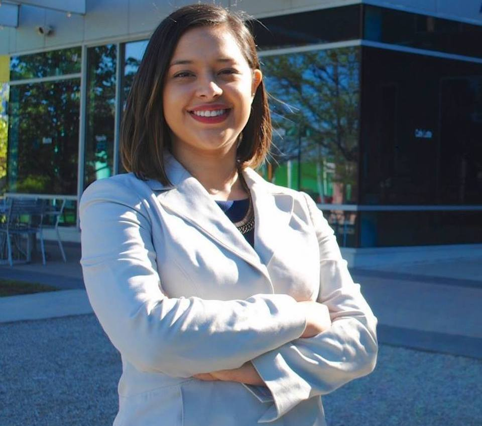 Crystal Murillo, Aurora's newest city council member