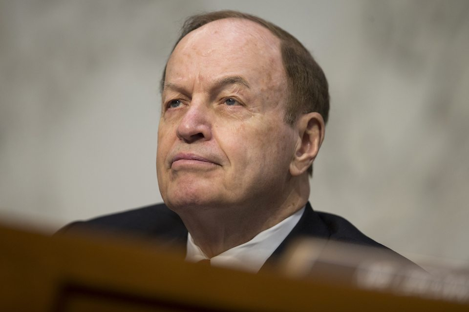Alabama Sen. Richard Shelby